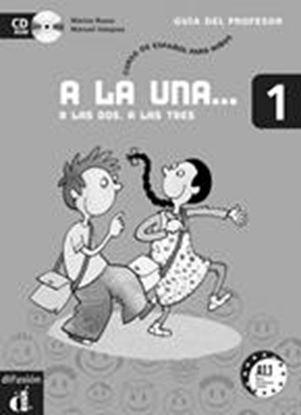 Εικόνα της A LA UNA_ 1 PROFESOR (+ CD)