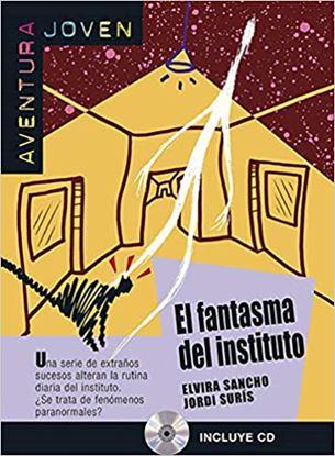 Εικόνα της El fantasma del instituto +CD