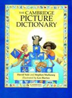 Εικόνα της CAMBRIDGE PICTURE DICTIONARY * ED PB