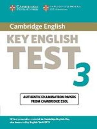 Εικόνα της CAMBRIDGE KEY ENGLISH TEST 3 SB 2ND EDD ED