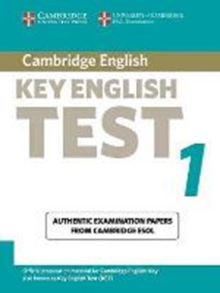 Εικόνα της CAMBRIDGE KEY ENGLISH TEST 1 SB 2ND EDD ED