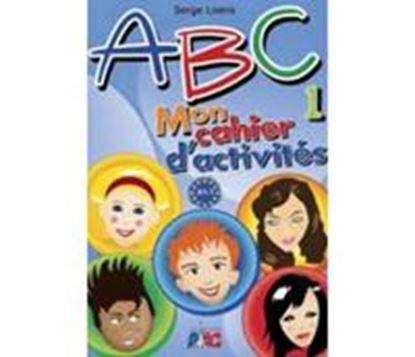 Εικόνα της ABC MON CAHIER D'ACTIVITES 1