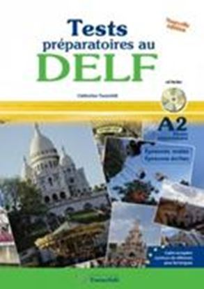 Εικόνα της DELF A2 METHODE (+ CD) (TEST PREPARATOIRES) N/E