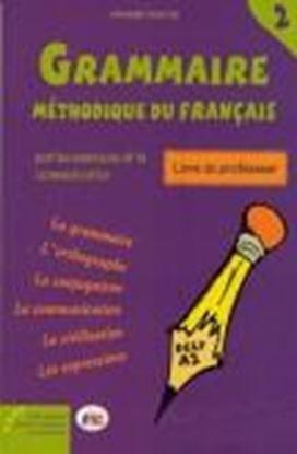 Εικόνα της GRAMMAIRE METHODIQUE DU FRANCAIS 2 DELF A2 PROFESSEUR