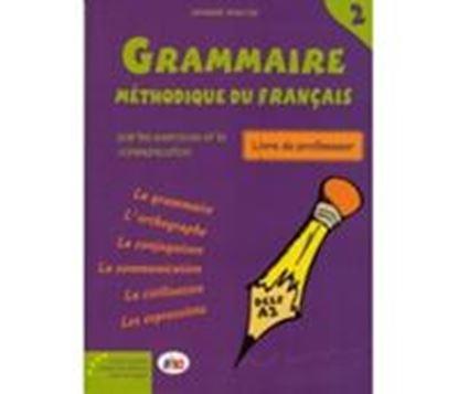 Εικόνα της GRAMMAIRE METHODIQUE DU FRANCAIS 3 DELF B1 PROFESSEUR