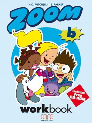 Εικόνα της Zoom B - Workbook (Includes CD-Rom / Au udio CD)