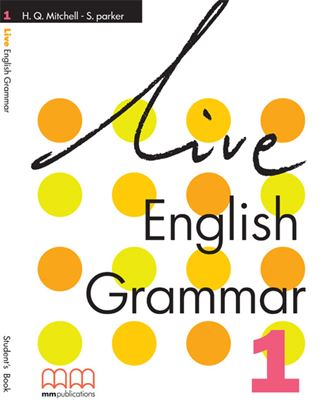 Εικόνα της LIVE ENGLISH GRAMMAR 1 Student's Book