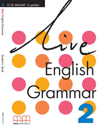Εικόνα της LIVE ENGLISH GRAMMAR 2 Student's Book