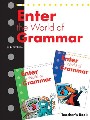 Εικόνα της ENTER THE WORLD OF GRAMMAR (3,4) Teacher's Book (English edition)