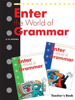 Εικόνα της Enter The World Of Grammar (3, 4) - Tea acher's Book