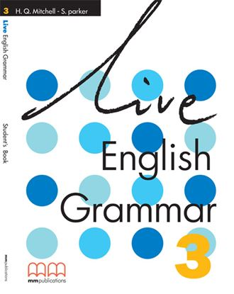 Εικόνα της LIVE ENGLISH GRAMMAR 3 Student's Book