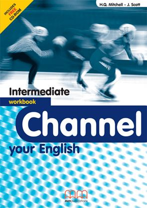 Εικόνα της Channel Your English Intermediate - Wor rkbook (Includes CD)