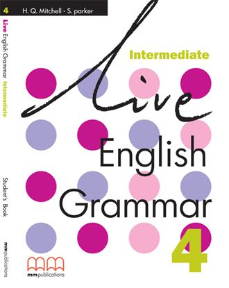 Εικόνα της LIVE ENGLISH GRAMMAR 4 Student's Book