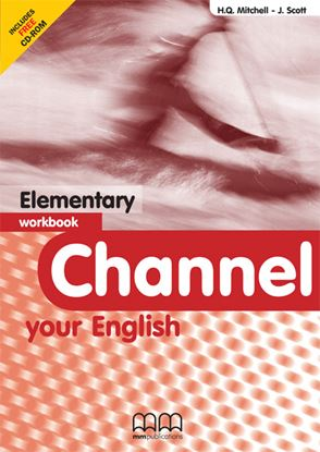Εικόνα της Channel Your English Elementary - Workb book (Includes CD)