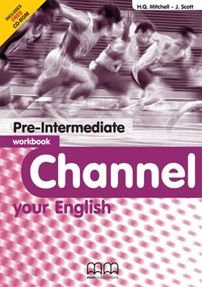 Εικόνα της Channel Your English Pre-Intermediate-   Workbook (Includes CD)