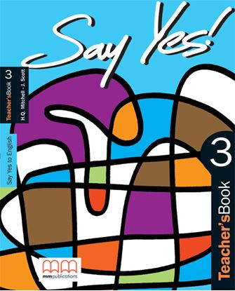 Εικόνα της Say Yes 3 - Teacher's Book