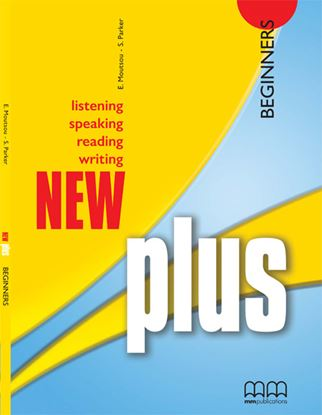 Εικόνα της NEW PLUS Beginners Student's Book