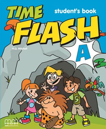 Εικόνα της TIME FLASH A Student's Book (with ABC Book)