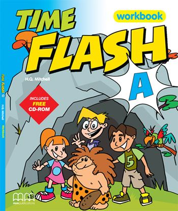 Εικόνα της Time Flash A - Workbook (Includes CD)