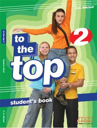 Εικόνα της Το The Top 2 - Student's Book