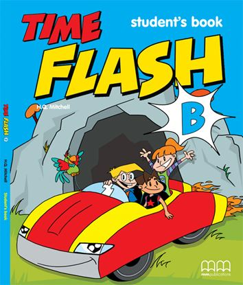 Εικόνα της TIME FLASH B Student's Book