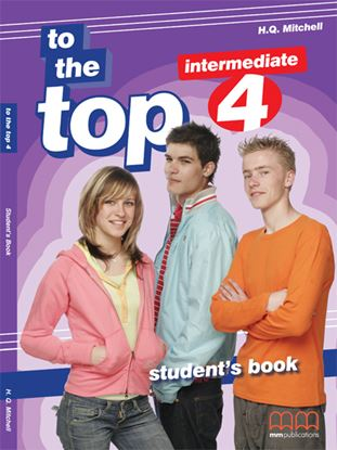 Εικόνα της TO THE TOP 4 Student's Book