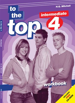 Εικόνα της TO THE TOP 4 Workbook (with CD)