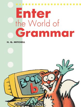 Εικόνα της ENTER THE WORLD OF GRAMMAR B Student's Book