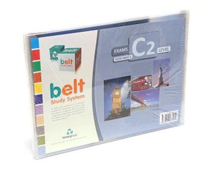 Εικόνα της Belt Study System Pack C2 ECPE Part 1