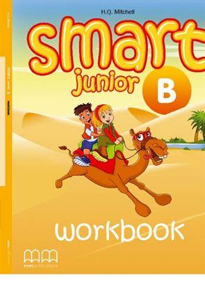 Εικόνα της SMART JUNIOR B' Workbook (with CD)