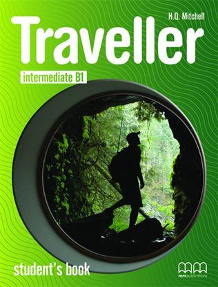 Εικόνα της Traveller Intermediate B1 - Student'sBook