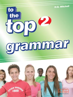 Εικόνα της TO THE TOP 2 Grammar Book