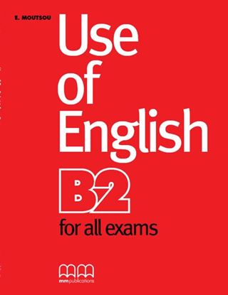 Εικόνα της Use Of English B2 - Student's Book