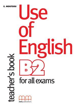 Εικόνα της Use Of English B2 - Teacher's Book