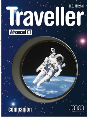 Εικόνα της TRAVELLER Advanced C1 Companion (New Edition)