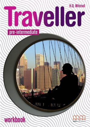 Εικόνα της TRAVELLER Pre-Intermediate Workbook (with CD)