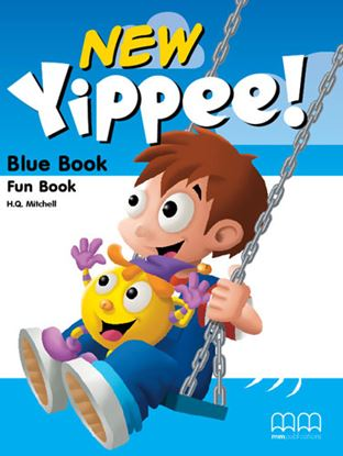 Εικόνα της New Yippee Blue - Funbook  (Includes CD D)