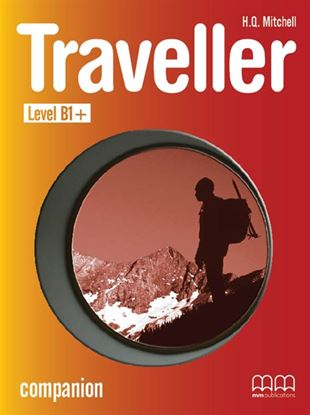 Εικόνα της Traveller Level B1+ - Companion (New Edition)