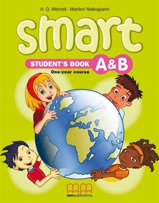 Εικόνα της Smart Junior A & B - Student's Book