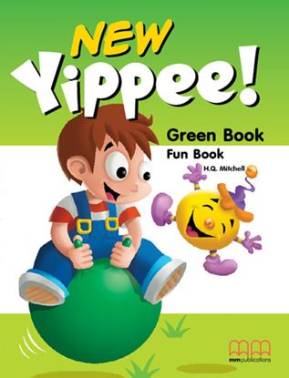 Εικόνα της New Yippee Green - Funbook  (IncludesCD D)