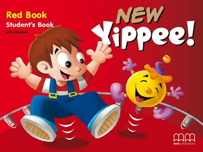 Εικόνα της New Yippee Red - Student's Book
