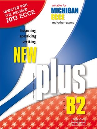 Εικόνα της New Plus Level B2 Ecce Michigan (Re. 2013) - Student's Book