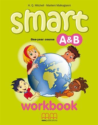 Εικόνα της Smart Junior A & B - Workbook (Includes CD)