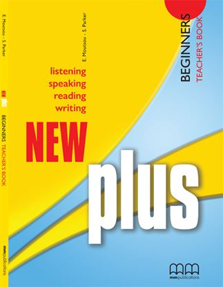 Εικόνα της NEW PLUS Beginners Teacher's Book
