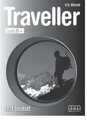 Εικόνα της TRAVELLER Intermediate B1 Test Booklet