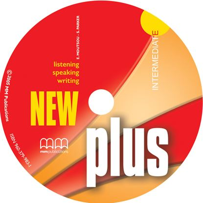 Εικόνα της New Plus Intermediate - Class CDs (ν.2) )