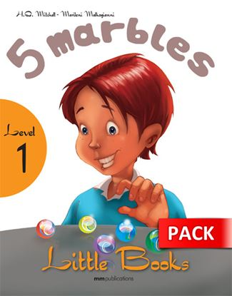 Εικόνα της 5 MARBLES Student's Book (with CD)