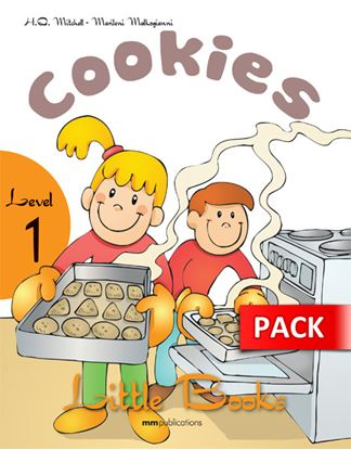 Εικόνα της COOKIES Student's Book (with CD)