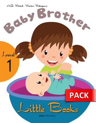 Εικόνα της BABY BROTHER Student's Book (with CD)