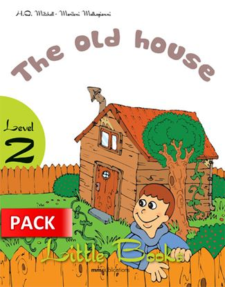 Εικόνα της THE OLD HOUSE Student's Book (with CD)